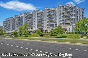 432 Ocean Boulevard #303, Long Branch, NJ 07740 (MLS #22010589) :: William Hagan Group