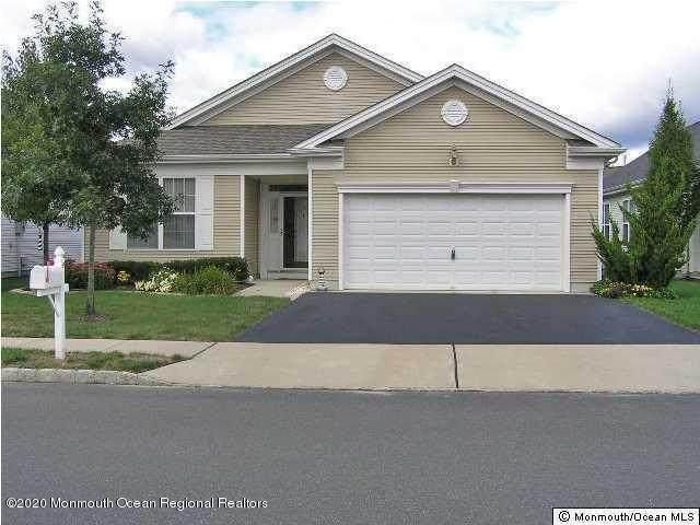 74 Huntington Drive, Jackson, NJ 08527 (MLS #22011061) :: William Hagan Group
