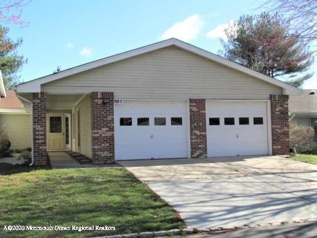 740C Pompton Road 740C, Monroe, NJ 08831 (MLS #22011287) :: Vendrell Home Selling Team