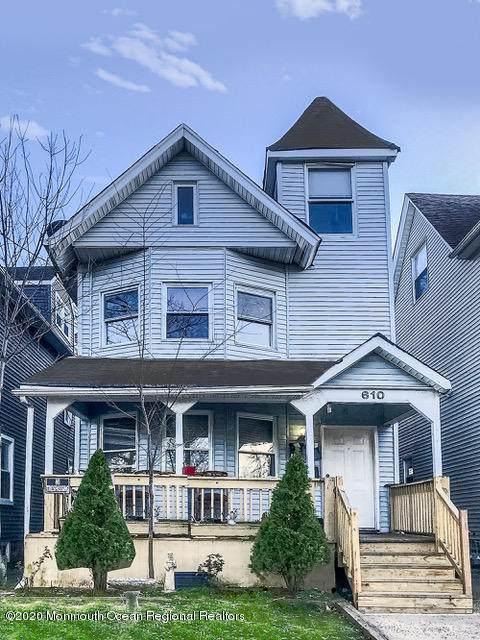 610 Asbury Avenue, Asbury Park, NJ 07712 (MLS #22011514) :: The Dekanski Home Selling Team