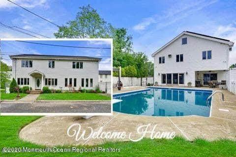 55 Walling Street, Belford, NJ 07718 (MLS #22011891) :: Vendrell Home Selling Team