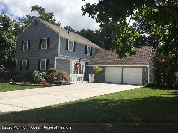 103 Ridge Drive, Toms River, NJ 08753 (MLS #22011944) :: Vendrell Home Selling Team