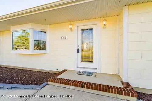 583 N Lake Shore Drive, Brick, NJ 08723 (MLS #22012029) :: Vendrell Home Selling Team