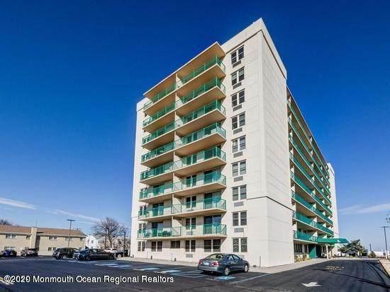 480 Ocean Avenue 5L, Long Branch, NJ 07740 (MLS #22013825) :: The Sikora Group