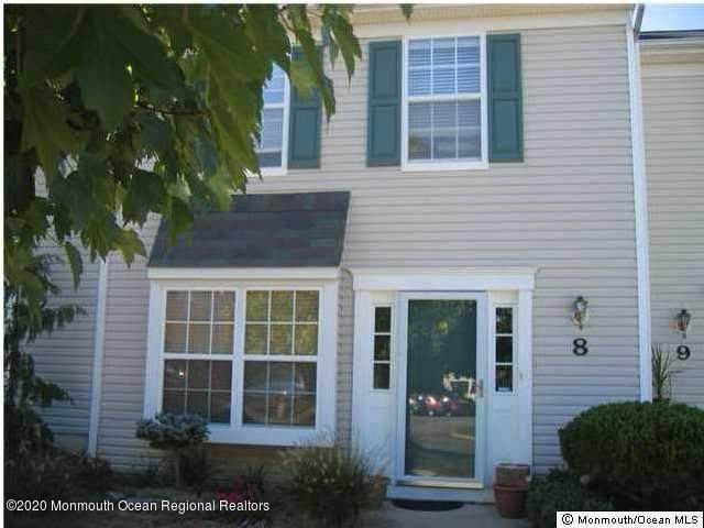 21 Haverford Court #8, Freehold, NJ 07728 (MLS #22014278) :: The Sikora Group