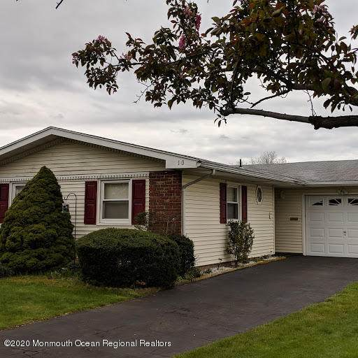 10 Heywood Court, Brick, NJ 08724 (#22014683) :: Nexthome Force Realty Partners