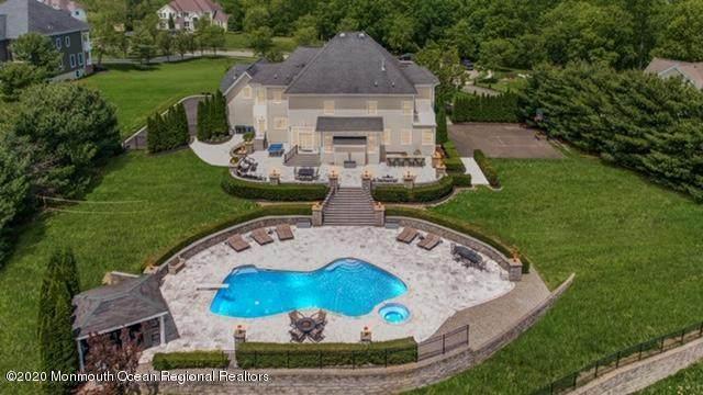 18 Stayman Court, Manalapan, NJ 07726 (MLS #22016494) :: The CG Group | RE/MAX Real Estate, LTD