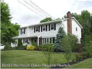22 Saratoga Drive, Manalapan, NJ 07726 (MLS #22016717) :: The Premier Group NJ @ Re/Max Central