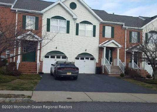 58 Heron Court, Manalapan, NJ 07726 (MLS #22016922) :: William Hagan Group