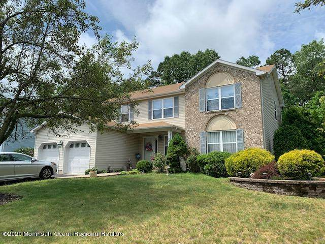 37 Derringer Drive, Howell, NJ 07731 (MLS #22018055) :: William Hagan Group