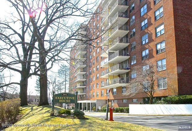 301 Beech Street 3D, Hackensack, NJ 07601 (MLS #22021291) :: William Hagan Group
