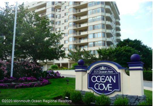 717 Ocean Avenue #506, Long Branch, NJ 07740 (MLS #22025324) :: Kiliszek Real Estate Experts