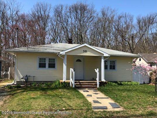 30 Pearl Drive, Howell, NJ 07731 (MLS #22025516) :: William Hagan Group