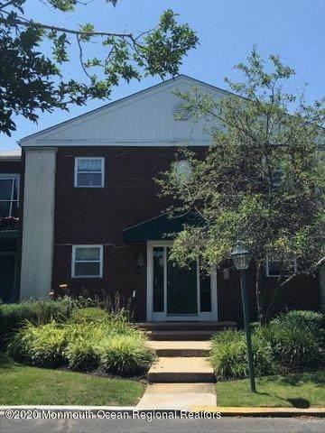 65 Cedar Avenue C11, Long Branch, NJ 07740 (MLS #22027505) :: The Sikora Group