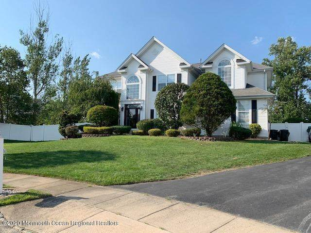 12 Churchill Court, Jackson, NJ 08527 (MLS #22027720) :: The MEEHAN Group of RE/MAX New Beginnings Realty
