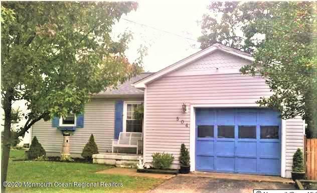 504 Curtis Avenue, Point Pleasant, NJ 08742 (MLS #22028343) :: The Sikora Group