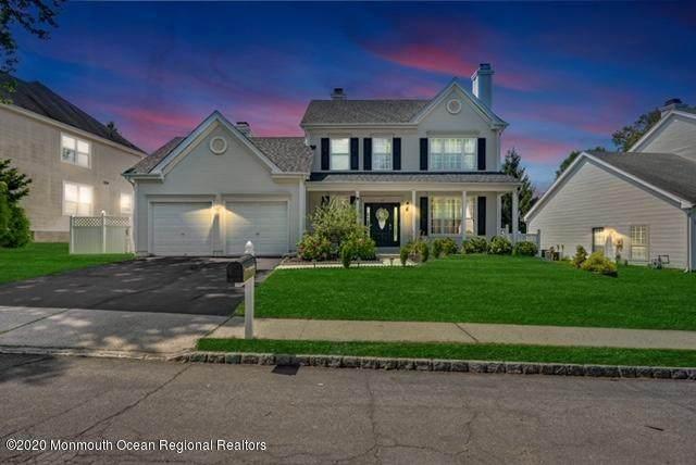 64 Bernadette Road, Morganville, NJ 07751 (MLS #22029161) :: The CG Group | RE/MAX Real Estate, LTD