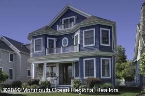 302 Beacon Boulevard, Sea Girt, NJ 08750 (MLS #22031314) :: The Ventre Team