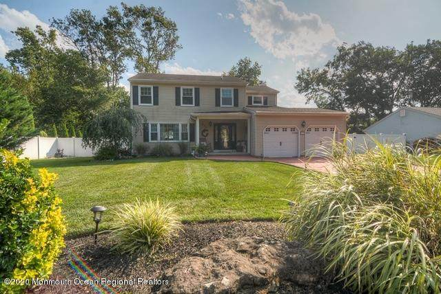 994 Honeywell Drive, Toms River, NJ 08753 (MLS #22031664) :: The Sikora Group