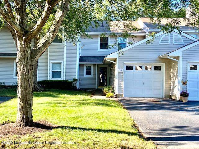 28 Woodmere Drive #1606, Sayreville, NJ 08859 (MLS #22032182) :: Halo Realty