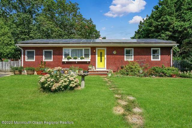 15 Jeffery Lane, Brick, NJ 08724 (MLS #22032594) :: The Sikora Group