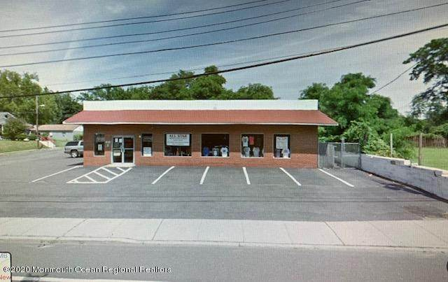 642 Highway 35, Neptune Township, NJ 07753 (MLS #22033815) :: The Premier Group NJ @ Re/Max Central