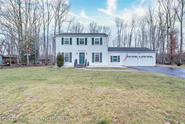 21 Packenah Trail, Shamong, NJ 08088 (MLS #22034435) :: William Hagan Group