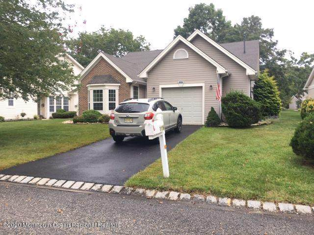 115 Driftwood Drive, Bayville, NJ 08721 (MLS #22035546) :: The Sikora Group