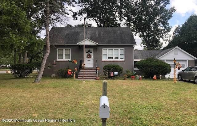 25 Avenue F, Monroe, NJ 08831 (#22037281) :: Daunno Realty Services, LLC