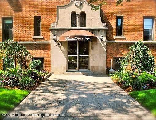 303 Hamilton Place Bas3, Hackensack, NJ 07601 (MLS #22043265) :: William Hagan Group