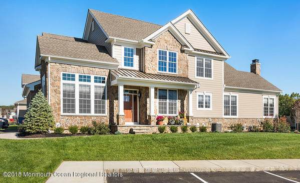 6 Stratford Lane #611, Holmdel, NJ 07733 (MLS #22043888) :: Provident Legacy Real Estate Services, LLC