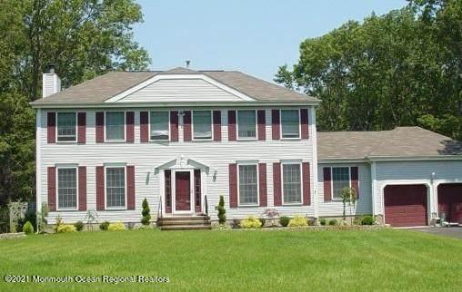 12 Brentwood Drive, Jackson, NJ 08527 (MLS #22102520) :: Team Pagano