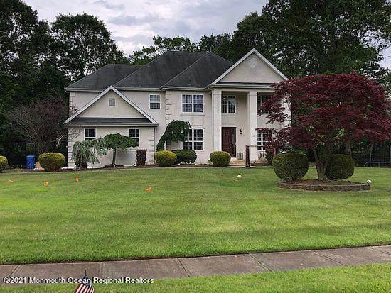 25 Brittany Lane, Jackson, NJ 08527 (MLS #22103389) :: The Sikora Group