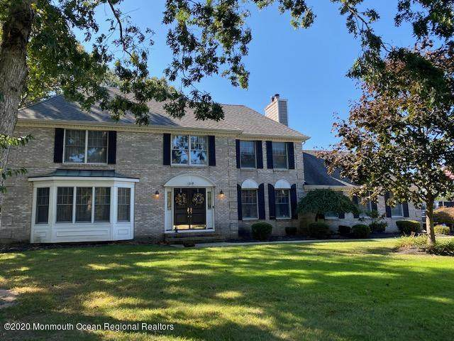 1219 Fox Hollow Drive, Toms River, NJ 08755 (MLS #22107155) :: Provident Legacy Real Estate Services, LLC