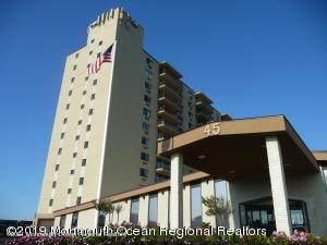 45 Ocean Avenue 6L, Monmouth Beach, NJ 07750 (MLS #22107522) :: Team Gio   RE/MAX