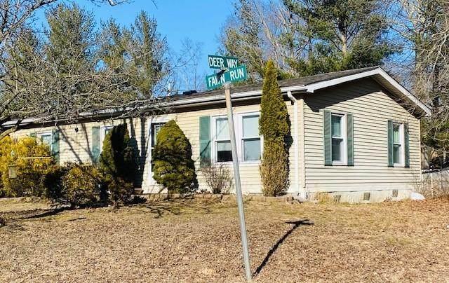 2 Fawn Run, Manalapan, NJ 07726 (#22110805) :: Rowack Real Estate Team