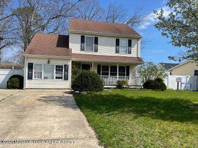 1054 Clearwater Avenue, Manahawkin, NJ 08050 (MLS #22111194) :: The MEEHAN Group of RE/MAX New Beginnings Realty