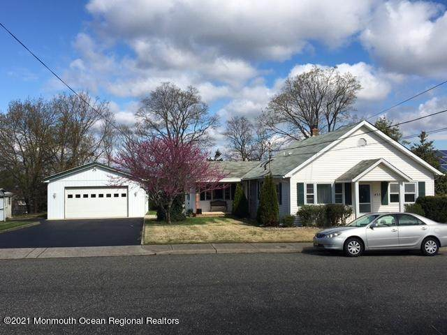 435 Hampton Avenue, Long Branch, NJ 07740 (MLS #22111427) :: Team Gio | RE/MAX