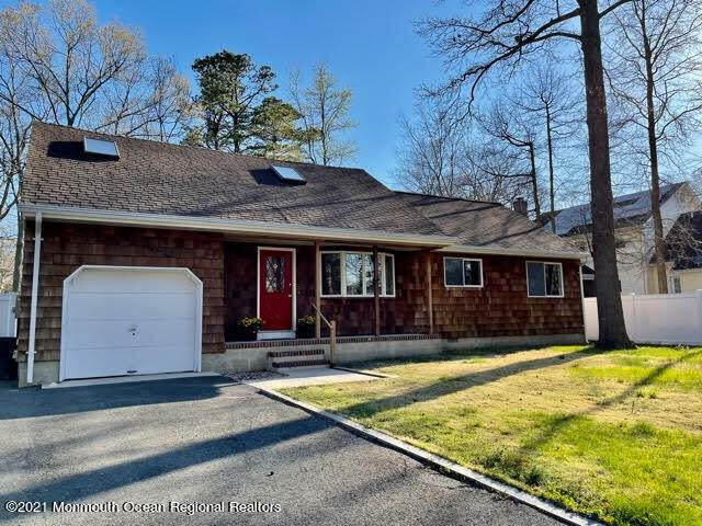405 Conifer Drive, Forked River, NJ 08731 (MLS #22111761) :: William Hagan Group