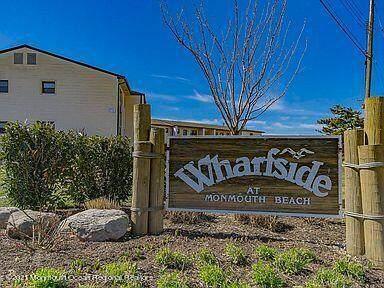57 Wharfside Drive #57, Monmouth Beach, NJ 07750 (MLS #22111944) :: The Ventre Team
