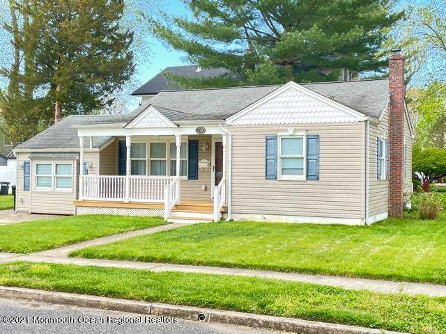 70 Roosevelt Circle W, Red Bank, NJ 07701 (MLS #22112745) :: The CG Group | RE/MAX Revolution