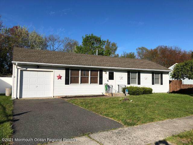 165 Beverly Drive, Barnegat, NJ 08005 (MLS #22113914) :: The Ventre Team