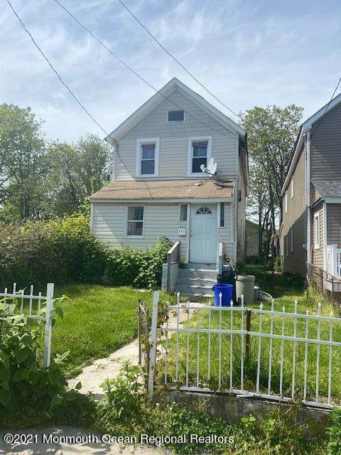 141 Central Avenue, Long Branch, NJ 07740 (MLS #22114330) :: The MEEHAN Group of RE/MAX New Beginnings Realty