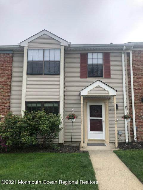 354 Bromley Place, East Brunswick, NJ 08816 (MLS #22114497) :: The Sikora Group