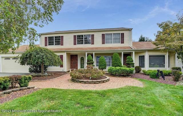 10 Chelsea Road, Manalapan, NJ 07726 (MLS #22114544) :: Kiliszek Real Estate Experts
