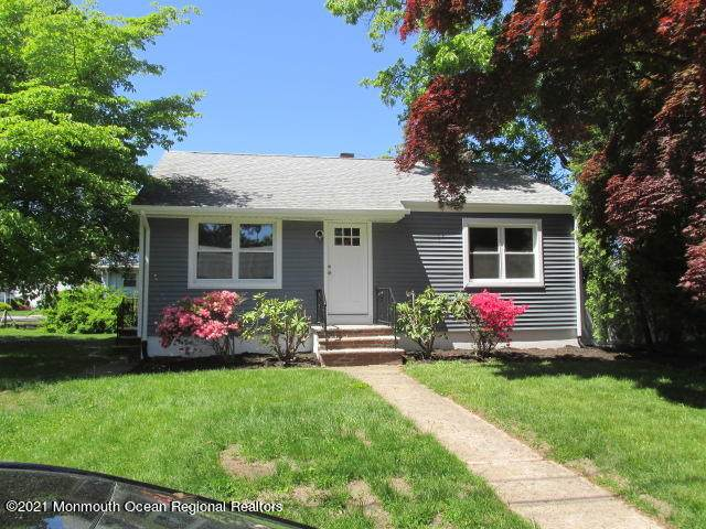 46 Garden Street, Edison, NJ 08817 (MLS #22114732) :: The MEEHAN Group of RE/MAX New Beginnings Realty