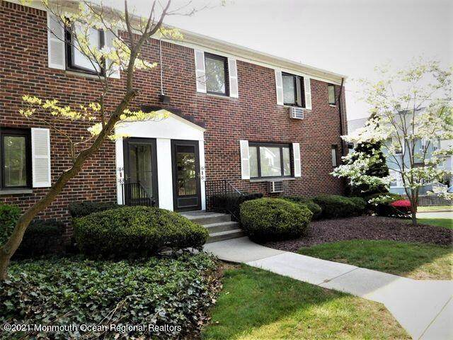 181 Manor E, Red Bank, NJ 07701 (MLS #22115118) :: Provident Legacy Real Estate Services, LLC
