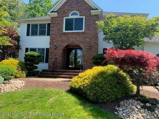 4 Wilfred Road, Manalapan, NJ 07726 (MLS #22116572) :: Caitlyn Mulligan with RE/MAX Revolution