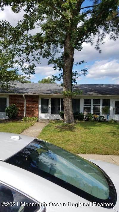 434C Portsmouth Drive #1003, Lakewood, NJ 08701 (#22118180) :: Rowack Real Estate Team
