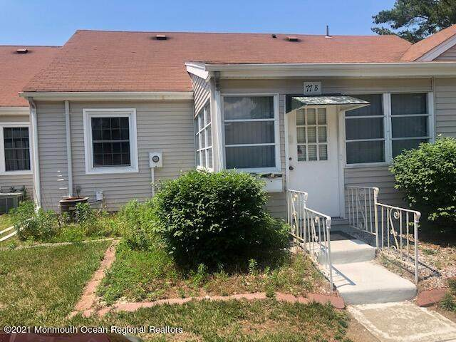 77B Parkway Drive #1000, Freehold, NJ 07728 (MLS #22118330) :: Corcoran Baer & McIntosh